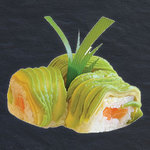 California Rolls Deluxe folie avocat