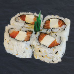 California Rolls Saumon Cheese